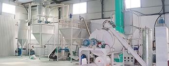预糊化淀粉在铸造中的作用