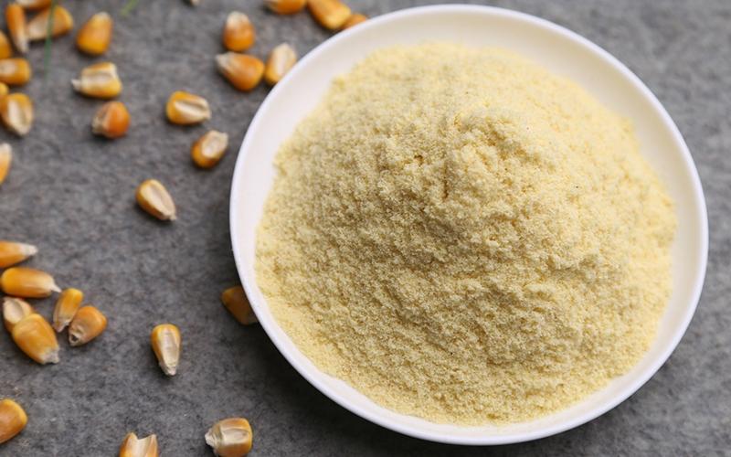 膨化玉米粉工艺